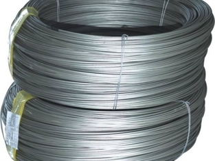 410/430 Material Stainless Steel Wire Dia 0.13mm For Cold Upsetting