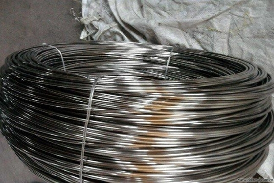 Bright Surface Stainless Steel Soft Wire , 302 304 316 316L SS Wire For Steel Brush