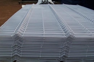 30x30 40x40 50x50mm Welded Wire Screen Panel , Building Wire Mesh Panel