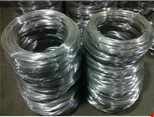 304 316L 310S 321 410 631 Stainless Steel Wire High Intensity With Wear Resistant