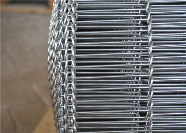 Advanced Construction Stainless Steel Wire Conveyor Belt Excellent Oxidation Resistance