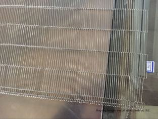 Flat wire mesh conveyor belt,stainless 304 conveyor belt,wire mesh belt