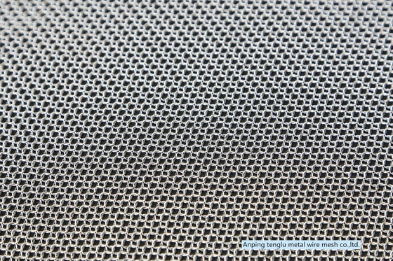 Decoration Purpose Stainless Steel Woven Wire Mesh For Indoor And Outdoor